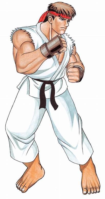 Fighter Ryu Street Sprite Ii Deviantart Google