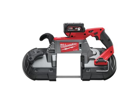milwaukee tool shed band milwaukee m18 fuel cut band saw m18cbs125 502c