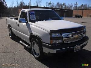 2006 Chevrolet Silverado 1500 Work Truck Regular Cab In