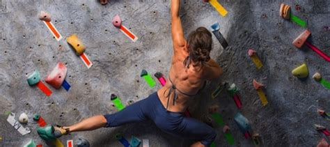 Rock Climbing Training Simple Steps Improve Your