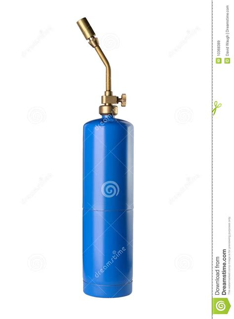 propane torch stock image image  soldering soldered