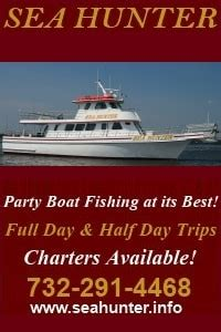 Charter Boat Fishing Jersey Shore by Fishing Charter Boats In New Jersey List Of Nj Charter Boats