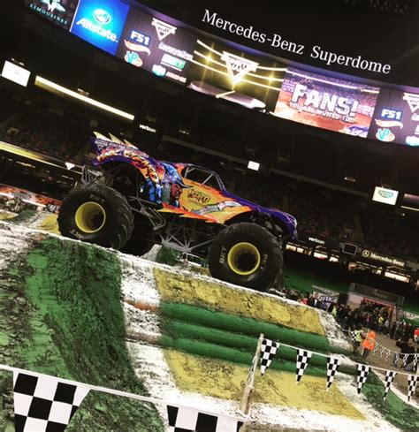 monster truck show in new orleans tiff 39 s deals nola and national savings monster jam 2017