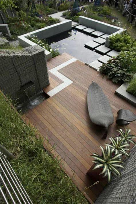 Gartengestaltung Modern Mit Wasser by 122 Bilder Zur Gartengestaltung Stilvolle Gartenideen