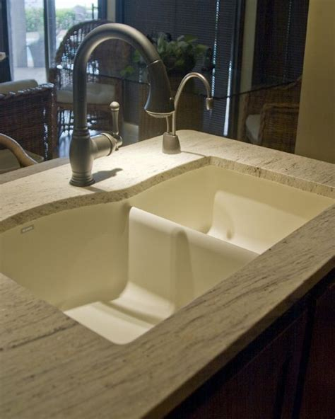 new granite faucets in rubbed bronze blanco sink