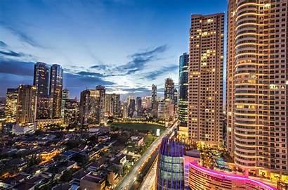 Jakarta Indonesia Java Wallpapers Cities