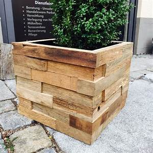 Holz überdachung Für Terrasse : holz bertopf altholz eiche einzigartig in rosenheim sonstiges f r den garten balkon ~ Sanjose-hotels-ca.com Haus und Dekorationen