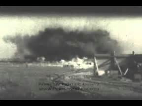 Blockbuster Bomb Explosion WWII