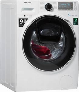 Waschmaschine 9 Kg : samsung waschmaschine ww7500 addwash ww90k7405ow eg 9 kg 1400 u min online kaufen otto ~ Markanthonyermac.com Haus und Dekorationen