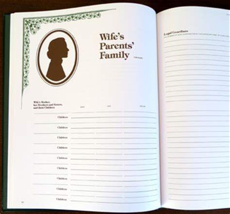 family tree book our family tree create a new family heirloom genealogyblog