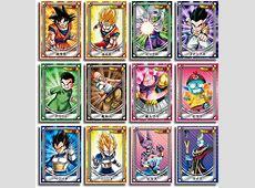 CDJapan Dragon Ball Super Kirakira Trading Collection