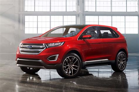 ford crossover 2016 ford edge suv and review http www autocarkr com