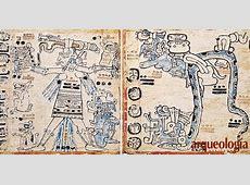 Los códices mayas Arqueología Mexicana
