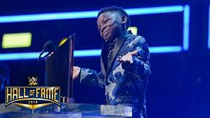 "Warrior Award recipient Jarrius ""J.J."" Robertson roasts ..."