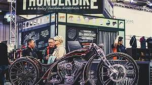 Harley Custom Bike Gebraucht : thunderbike harley davidson premieren bei der custombike ~ Kayakingforconservation.com Haus und Dekorationen