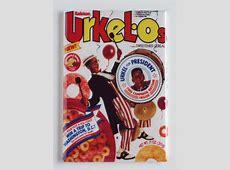 Urkelos cereal box FRIDGE MAGNET 90s TV show repro Steve
