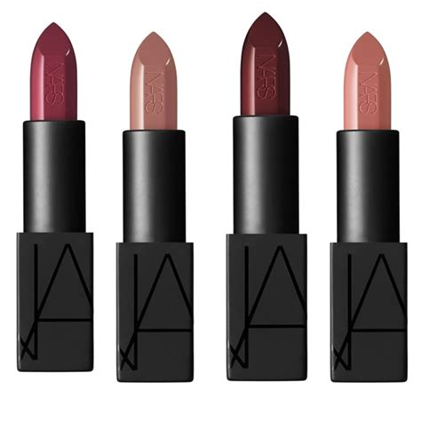 nars lipstick nars the audacious lipstick collection for fall 2014