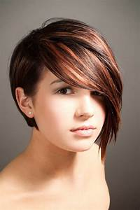 Coupe Cheveux Asymétrique : coupe de cheveux femme coupe de cheveux ~ Melissatoandfro.com Idées de Décoration