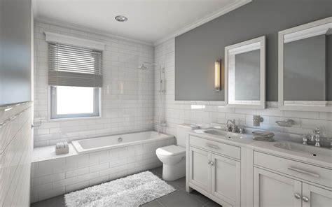 elegant white primary bathroom ideas