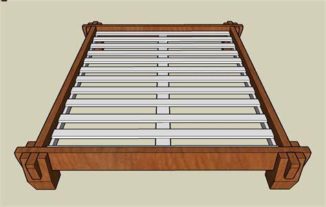 14252 asian platform bed asian inspired platform bed by silverhalo lumberjocks