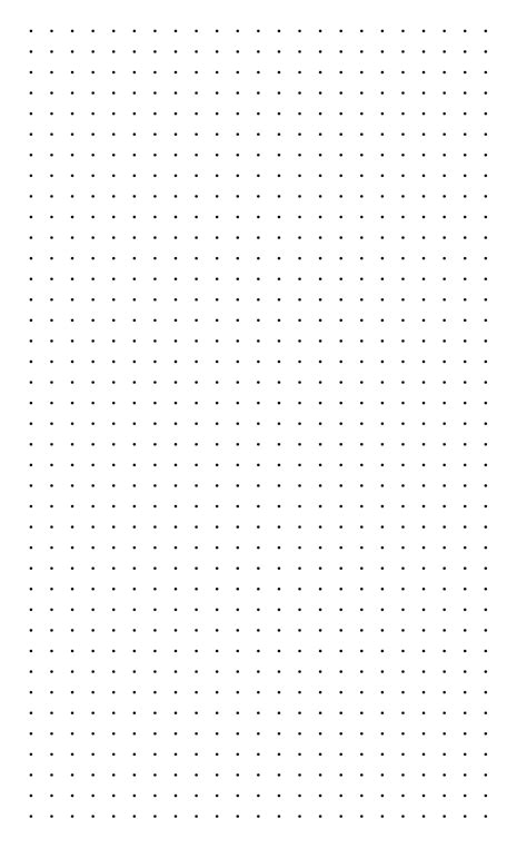 dot paper   dots    legal sized paper