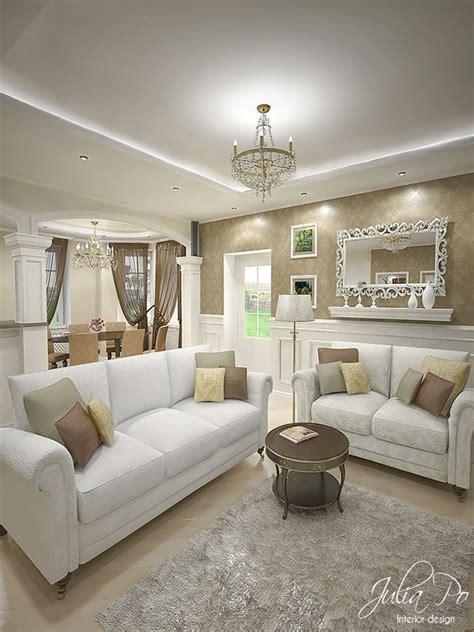 Wohnzimmer Modern Beige by 15 Beige Living Room Designs Home Design Lover