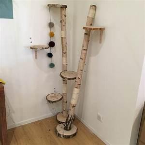 Arbre à Chat Fait Maison : mon arbre chat fait maison blog z dio ~ Melissatoandfro.com Idées de Décoration