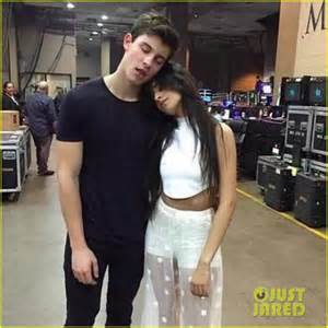 but it looks like Shawn Mendes and Camila ...