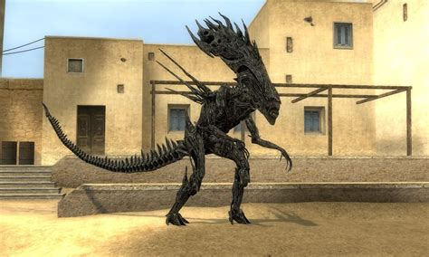css alien queen counter strike source skins server