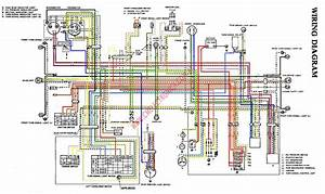 805 Suzuki Motorcycle Wiring Diagrams Electrical Wiring