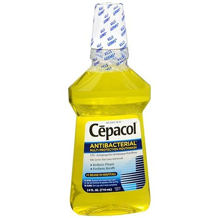 Cepacol Antibacterial Multi-Protection Mouthwash | Walgreens