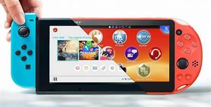 Nintendo Switch Vita Ps Handheld Playstation Industry