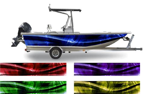 Kraken Boat Graphics by Stock Wraps Wraps On Boats