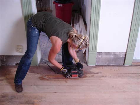 How To Stain A Hardwood Floor  Howtos Diy