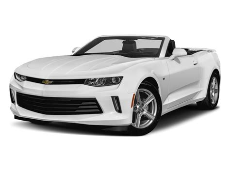 New 2018 Chevrolet Camaro 2dr Conv Zl1 Msrp Prices