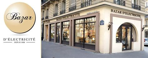 Magasin Luminaires Paris
