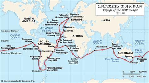 charles darwin biography facts britannicacom