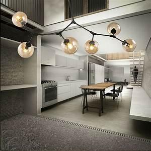 Suspension Luminaire Design Pour Salon Lampes Et