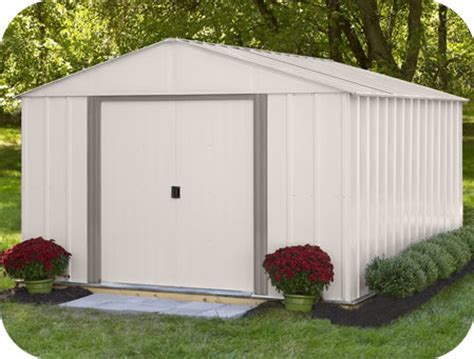 vinyl sheds pvc coated steel storage shed kits