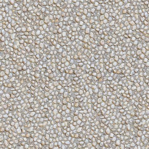 Seamless Texture of Pebble Stones   Stock Photo   Colourbox