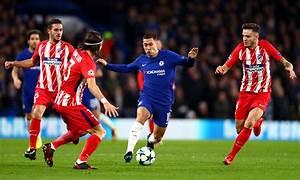 Chelsea player ratings vs. Atletico: Eden Hazard leads as ...