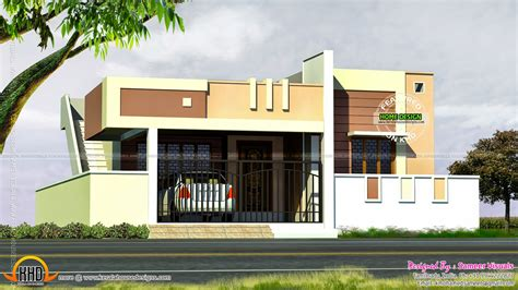 small style homes small tamilnadu style house kerala home design and floor plans