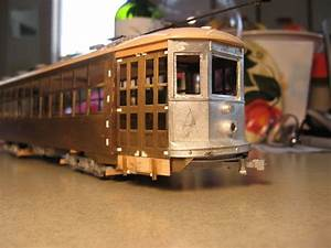 O Scale Trolley Topics By Charlie Pitts  Dcc Wiring And Led Lighting For A Boston Type 5