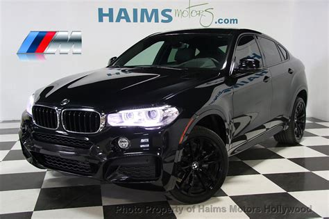 2015 Used Bmw X6 Sdrive35i At Haims Motors Serving Fort