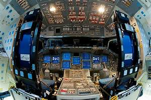 Space Shuttle Endeavour's Flight Deck/Cockpit