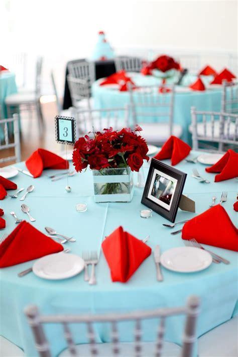 tiffany blue and red wedding inspiration mera shaadi