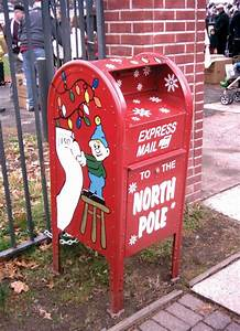 highlights nutley nj navigator ho ho ho pinterest With letters to santa mailbox decoration