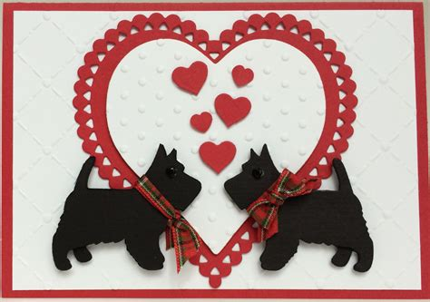 Check spelling or type a new query. Scottie Dogs Love or Valentine Day Card Unique Valentine