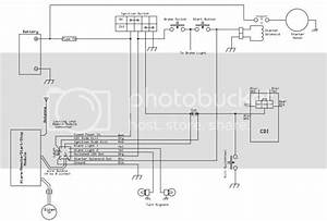 110 4 Stroke Wiring Diagram Wanted