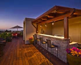 outdoor bar beautiful homes design